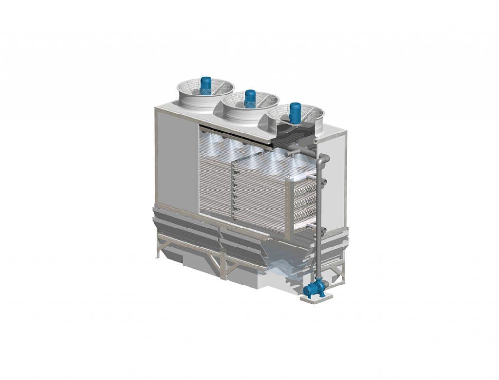 MCE Evaporative Condensers