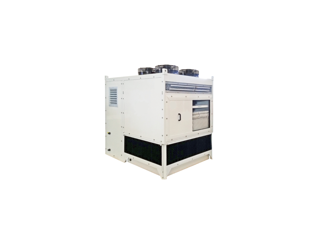 PAD G-C gas coolers
