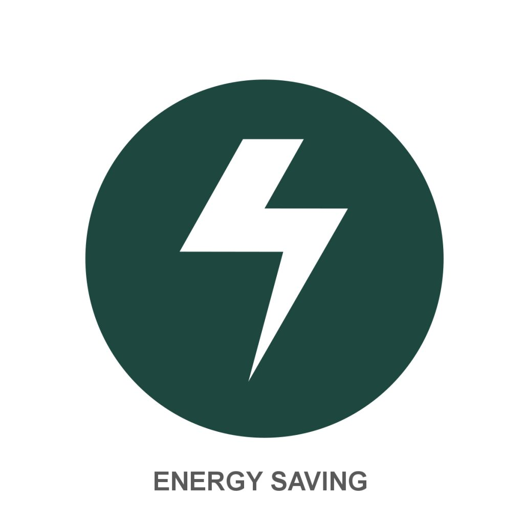 Energy saving Icon