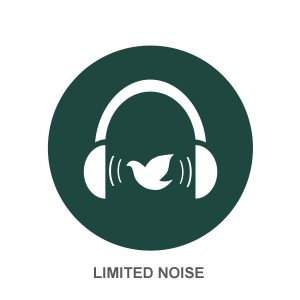 Limited noise Icon