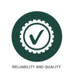 Reliability & quality Icon