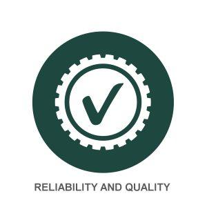 Reliability & quality Icon