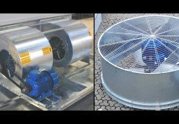 Technical Article_Centrifugal or Axial Fan in Cooling Towers