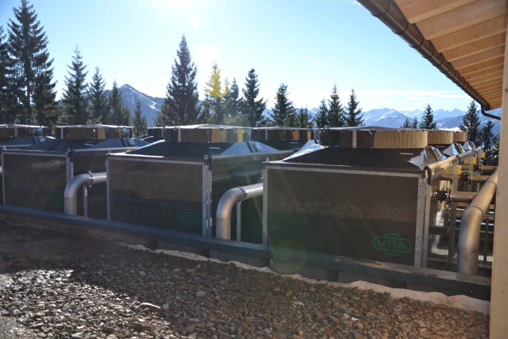 Cooling Towers for Hopfgarten Snowmaking Plant