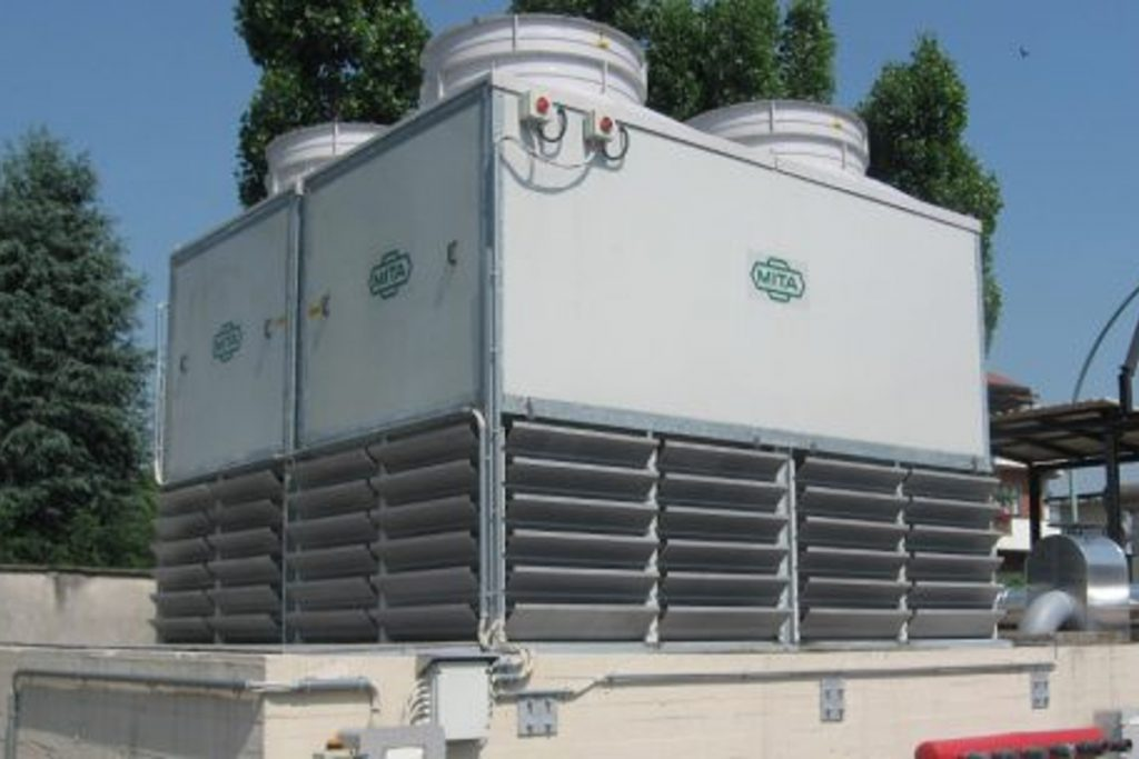 Cooling Towers for a Chemical Industry in Italy