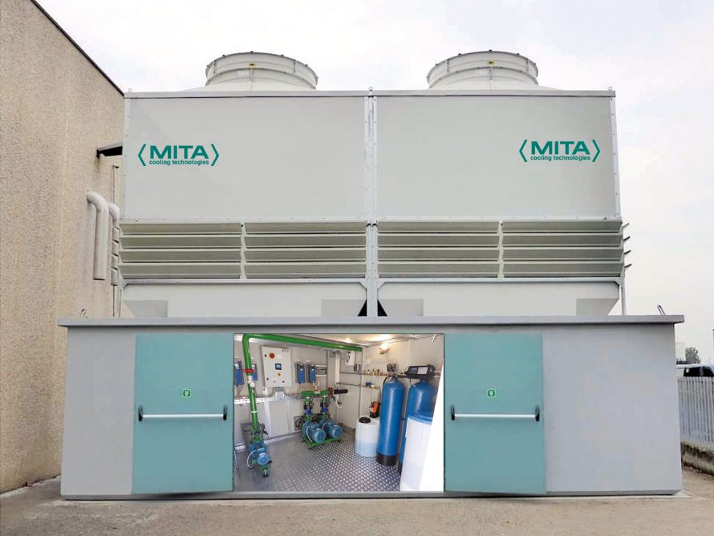 Cooling Integrated Systems - MITA Cooling Technologies