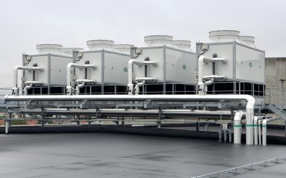 Closed-Circuit Cooling Towers