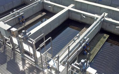 Cooling Technologies for Wastewater Treatment Plants