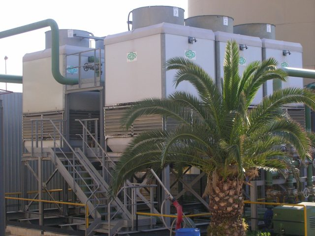 Cooling Technologies for a Biodiesel Plant_Case Study