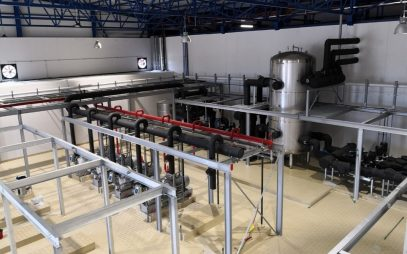 Cooling Technologies for a Feta Cheese Logistics Center in Greece_Case Study