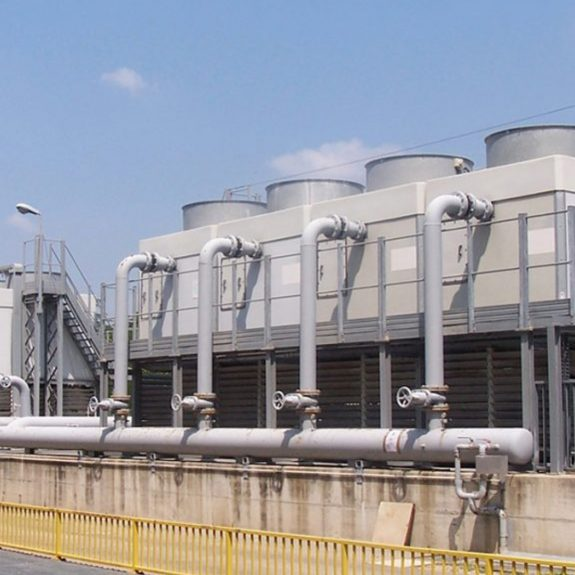 Cooling Towers for Bologna Hospital