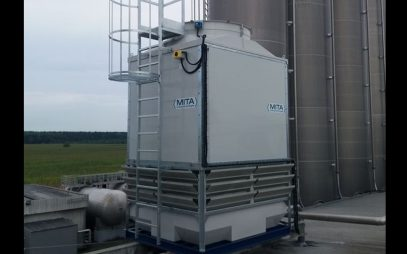 Cooling Towers for Coca Cola Ukraine_Case Study
