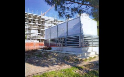 Cooling Towers for Cogeneration in Italy_Case Study