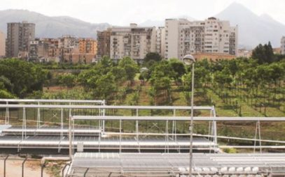 Cooling Towers for Polygeneration in University of Palermo