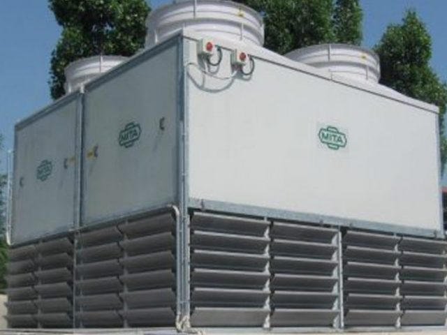 Cooling Towers for a Chemical Plant in Italy