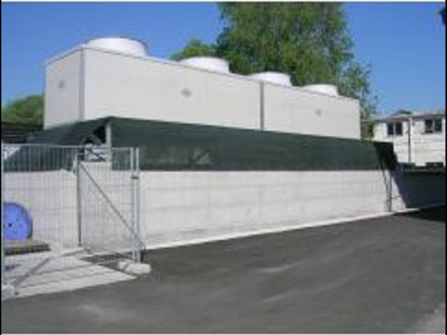 Cooling Towers for a Testing Room Italy_Case Study