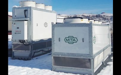 Evaporative Condenser and Gas Cooler for a Dairy in Langhe_Case-Study
