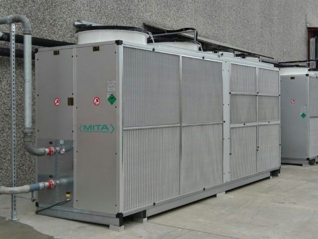 Industrial Dry Coolers