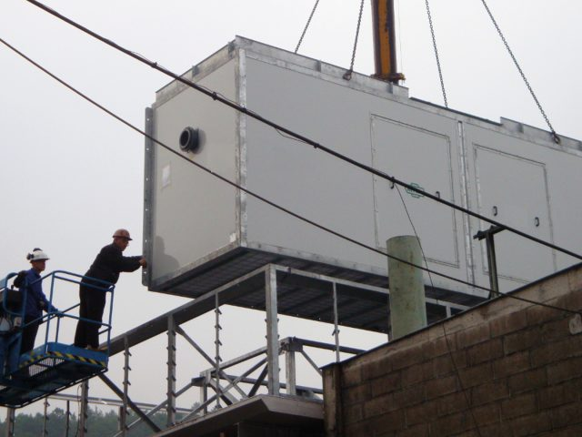 Installation Assistance with Cooling Technologies