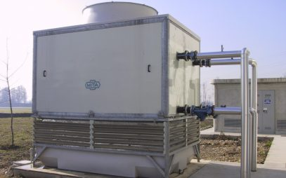 MCC Closed Circuit Cooling Tower