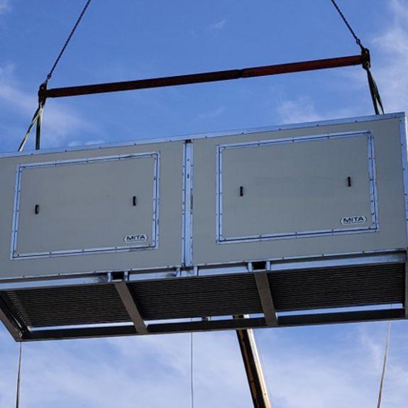 MCC-T Modular Closed-Circuit Cooling Tower