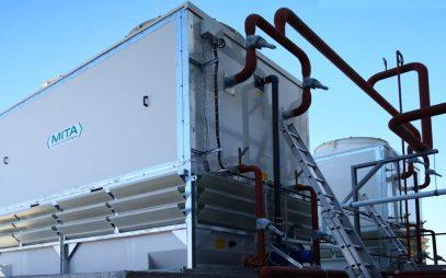 MCE Industrial Condenser