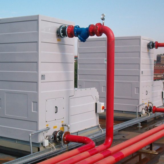 MCT Open Cooling Tower with Centrifugal Fans