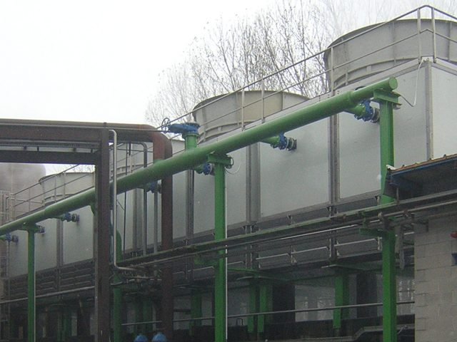 Modular Industrial Cooling Towers for Vedani Aluminium Processing in Italy