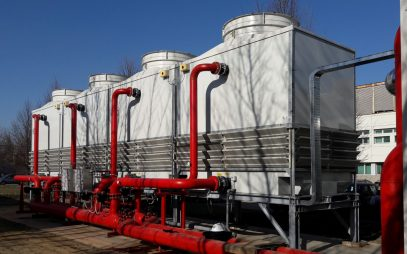 Open-Circuit Cooling Towers