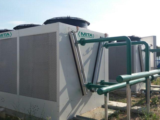 PAD-V Adiabatic Dry Cooler