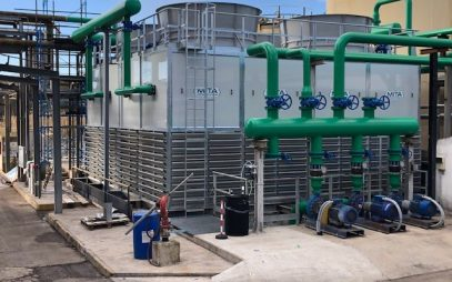 PMM Modular Open Cooling Tower