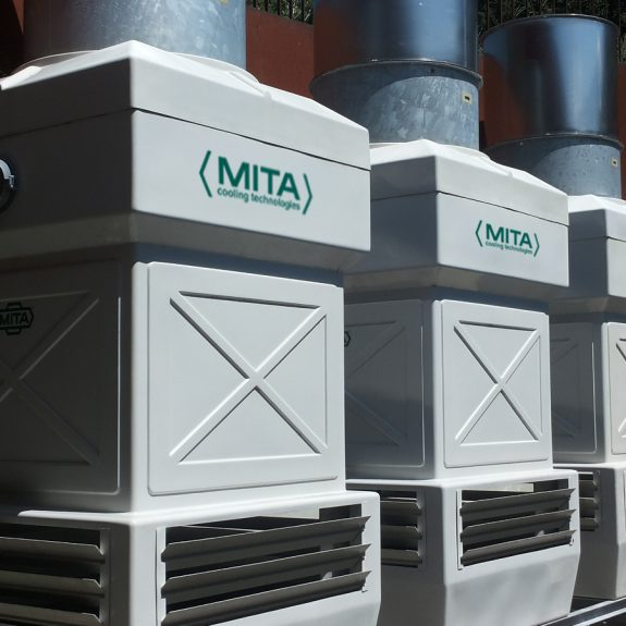 PMS Open Circuit Cooling Towers