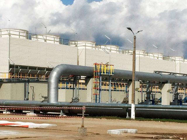 PU Field-Erected Cooling Tower