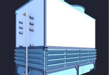 MCE Evaporative Condenser on Skeinforce