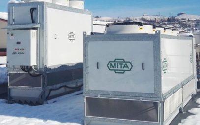 PAD-VR Adiabatic Gas Condenser