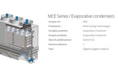 MCE Industrial Condenser on BIM Objects