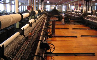 Cooling Technologies for Textile Industry and Tanneries