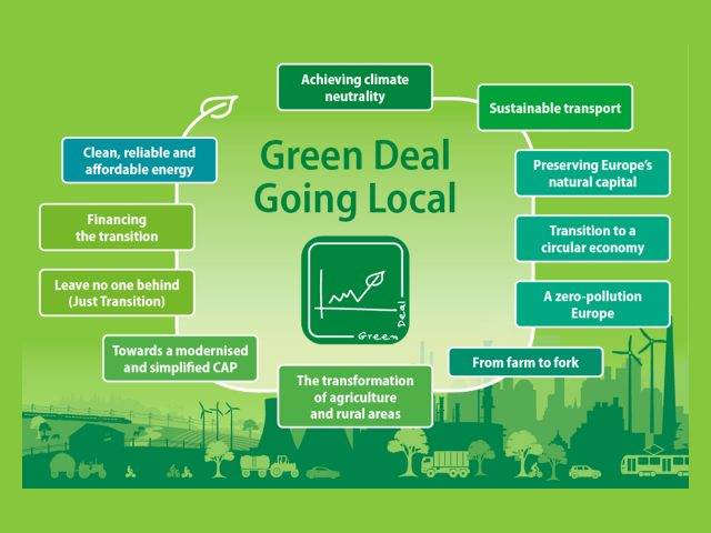 Green Deal for Cooling Technologies