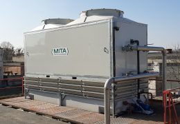 MCC Closed Cooling Tower Installed