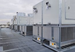 Modular Closed-Circuit Cooling Towers