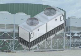 PME-E Cooling Towers on BIM Databases